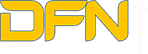 Digital Frontier News Retina Logo