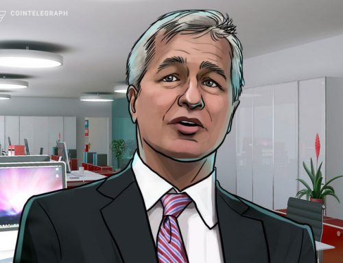 JPMorgan Chase CEO: Crypto Projects Pose No Threat to Banking System